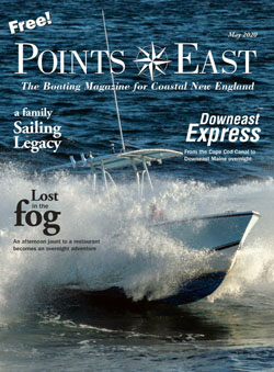 Points East Cover