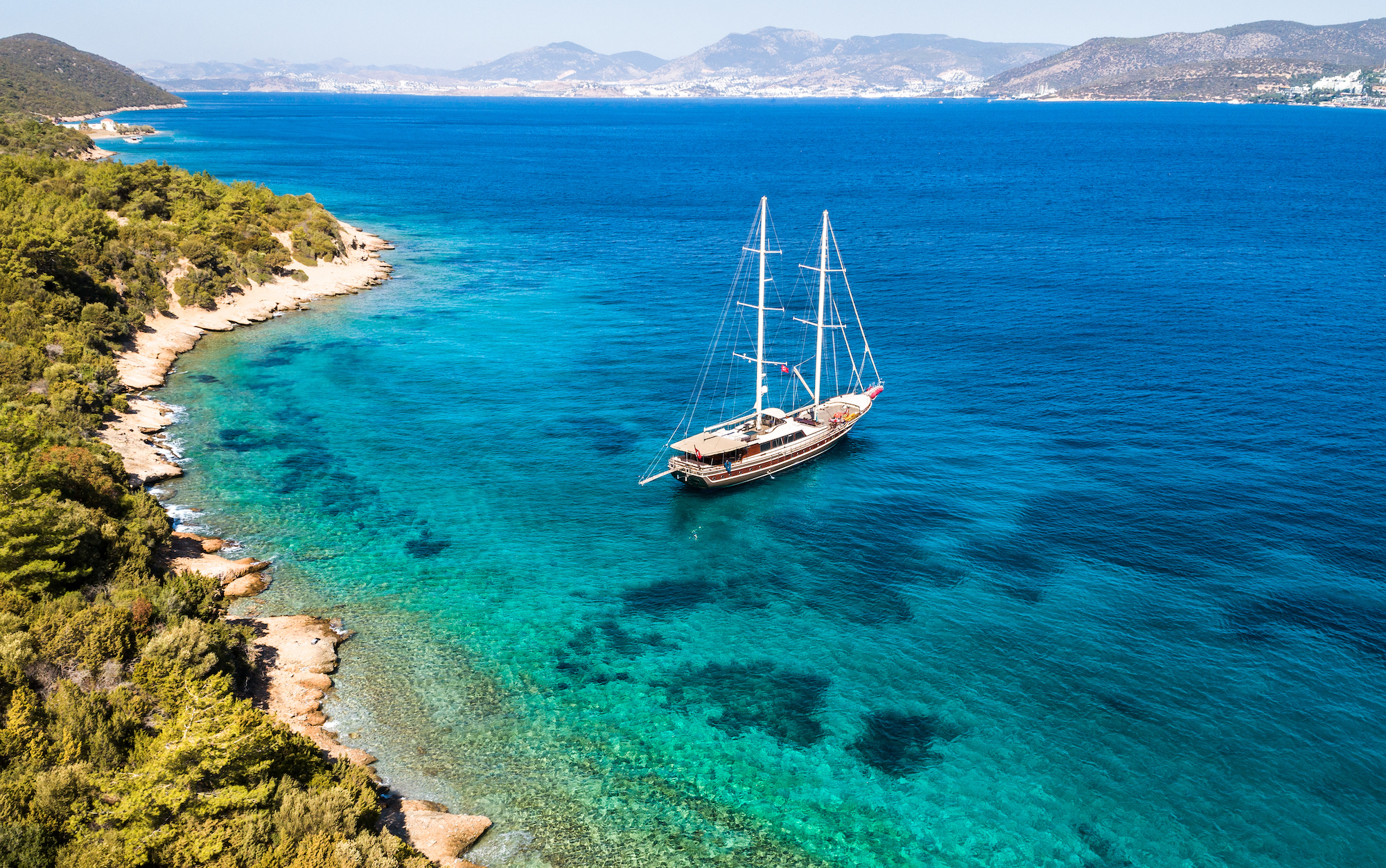 Explore Turkey Aboard a Luxury Gulet
