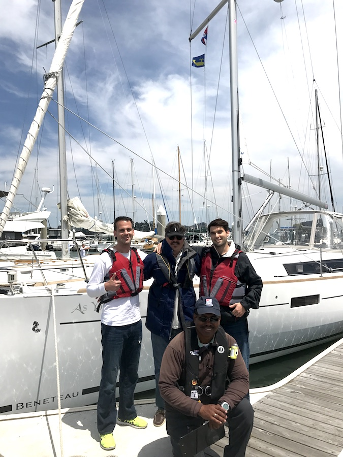 Summer Sailstice Sailors Celebrated in Sausalito, CA!