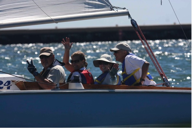 Community Sailing Centers Join the Celebration