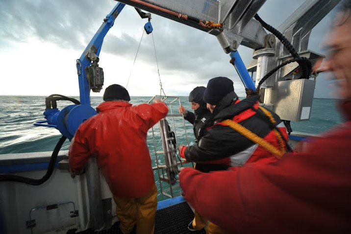 Ocean Sampling Day and Summer Sailstice Participants Team Up For 2014