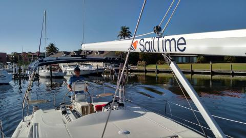 Anchors Aweigh with SailTime's Boat Sharing Expos