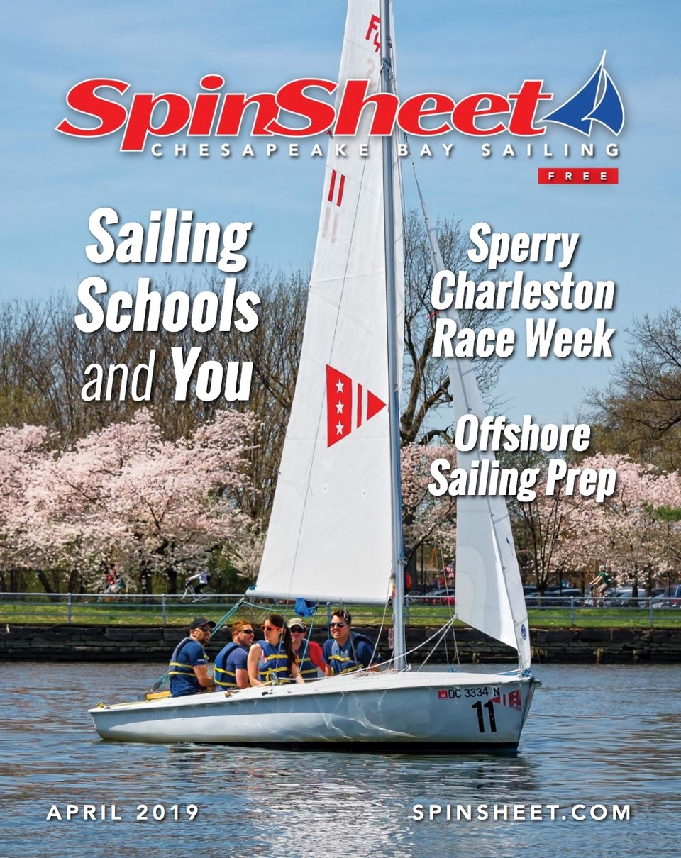 Thanks SpinSheet for Helping us get the Whole World Sailing!