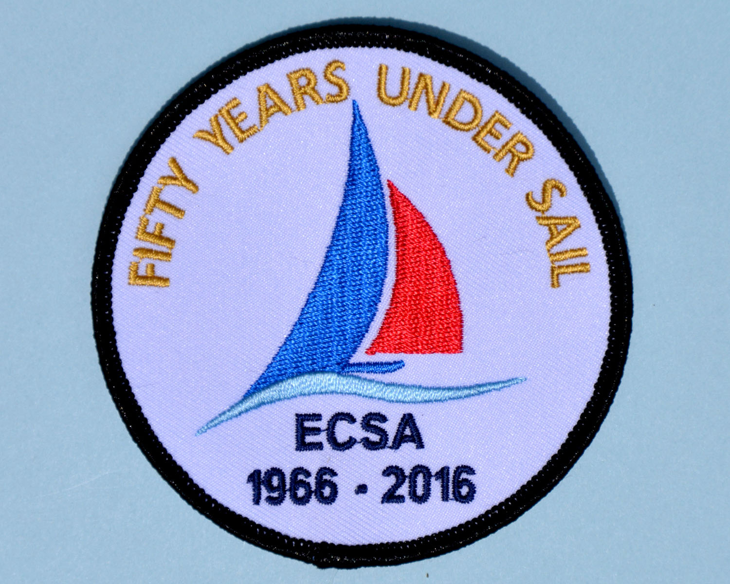 East Coast Sailing Association patch