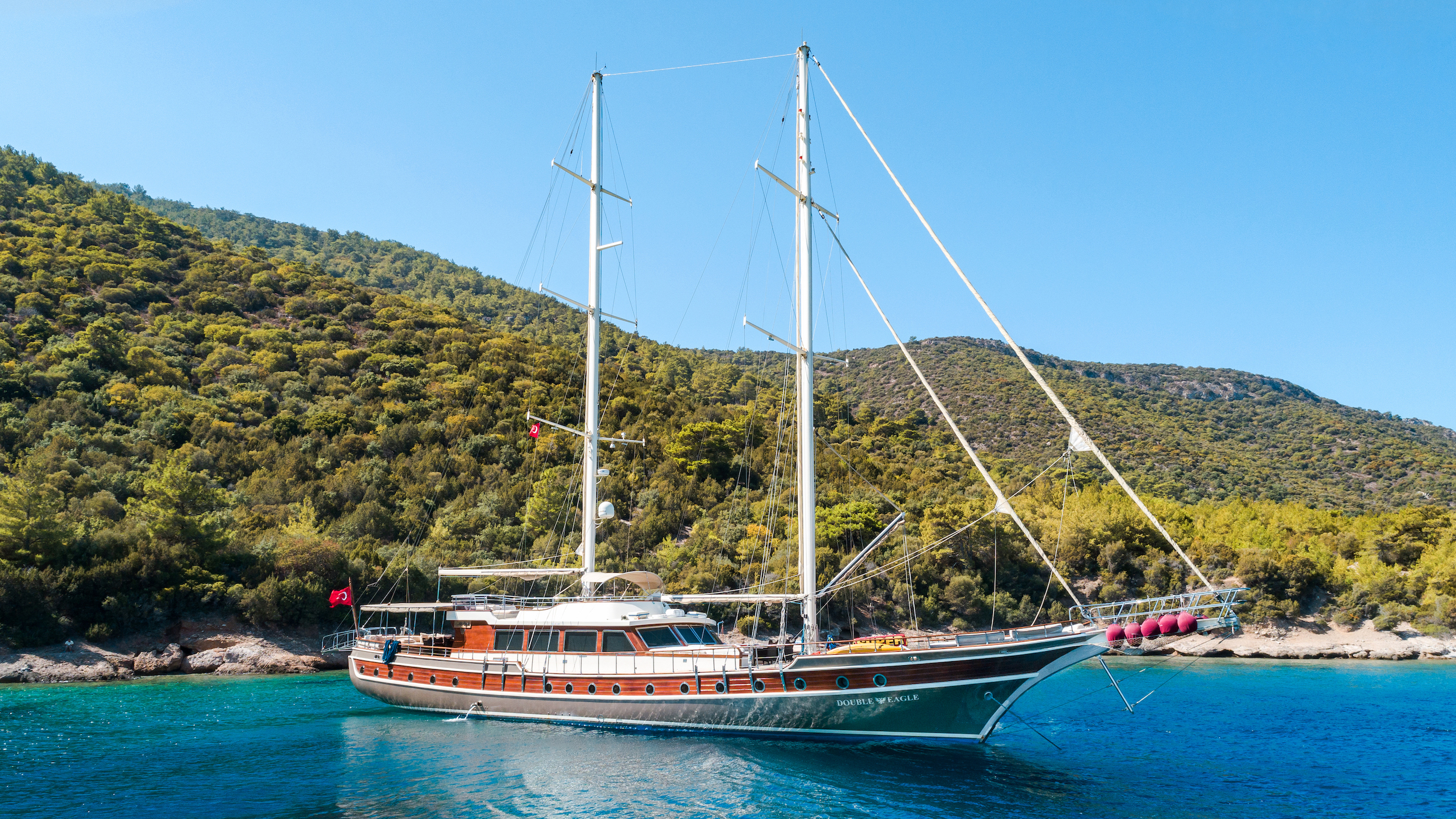 Gulet cruise Turkey