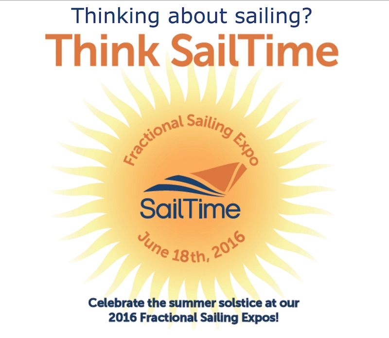 SailTime Flyer