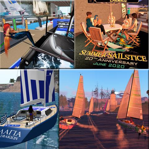 A few photos from our Sailstice Day