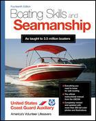 USCG auxillary manual on boating skills and seamanship