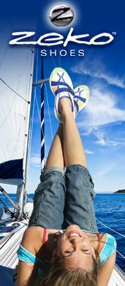 Win a pair of Zeko Shoes for Sailing!